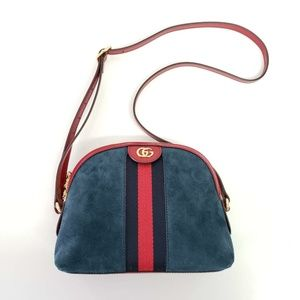 Gucci Ophidia Crossbody and Shoulder Bag - Blue